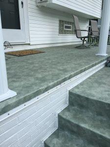 waterproof my deck