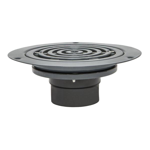 Can I waterproof my deck if it has drains?