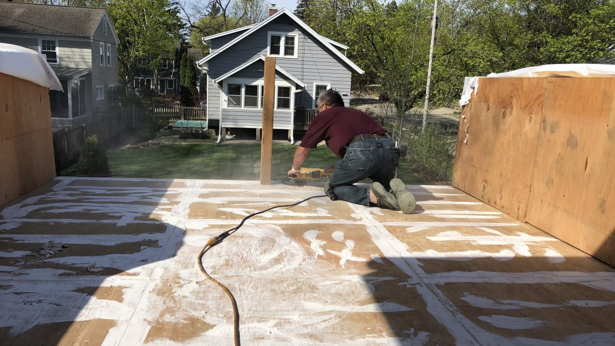 Can I Install Vinyl Decking On My Elevated Deck Myself?