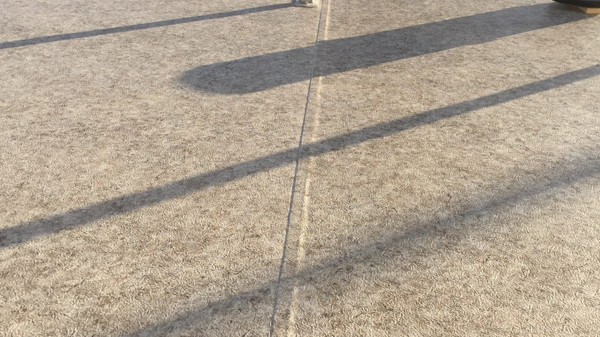 Will vinyl decking leak around rail posts?