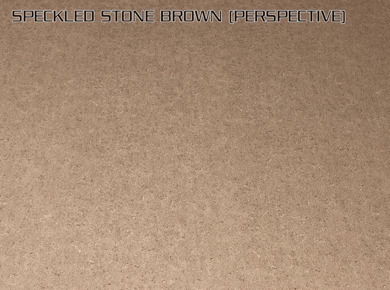 Vinyl deck styles, speckled stone brown perspective, OnDek Vinyl Worx, Aldergrove BC