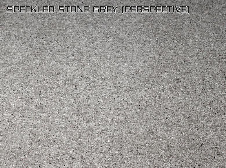 Vinyl deck styles, speckled stone grey perspective, OnDek Vinyl Worx, Aldergrove BC
